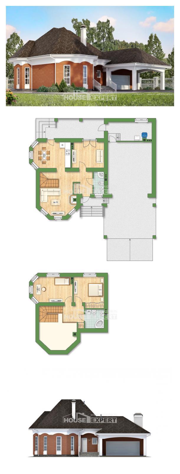 Проект дома 180-007-П   House Expert