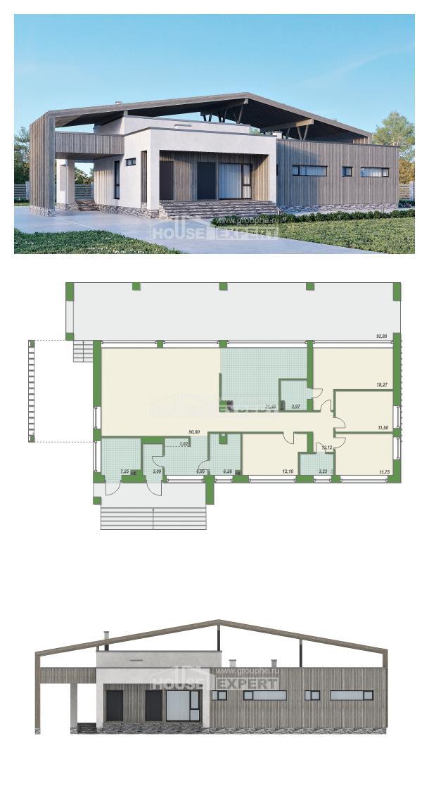 Проект дома 170-011-Л | House Expert